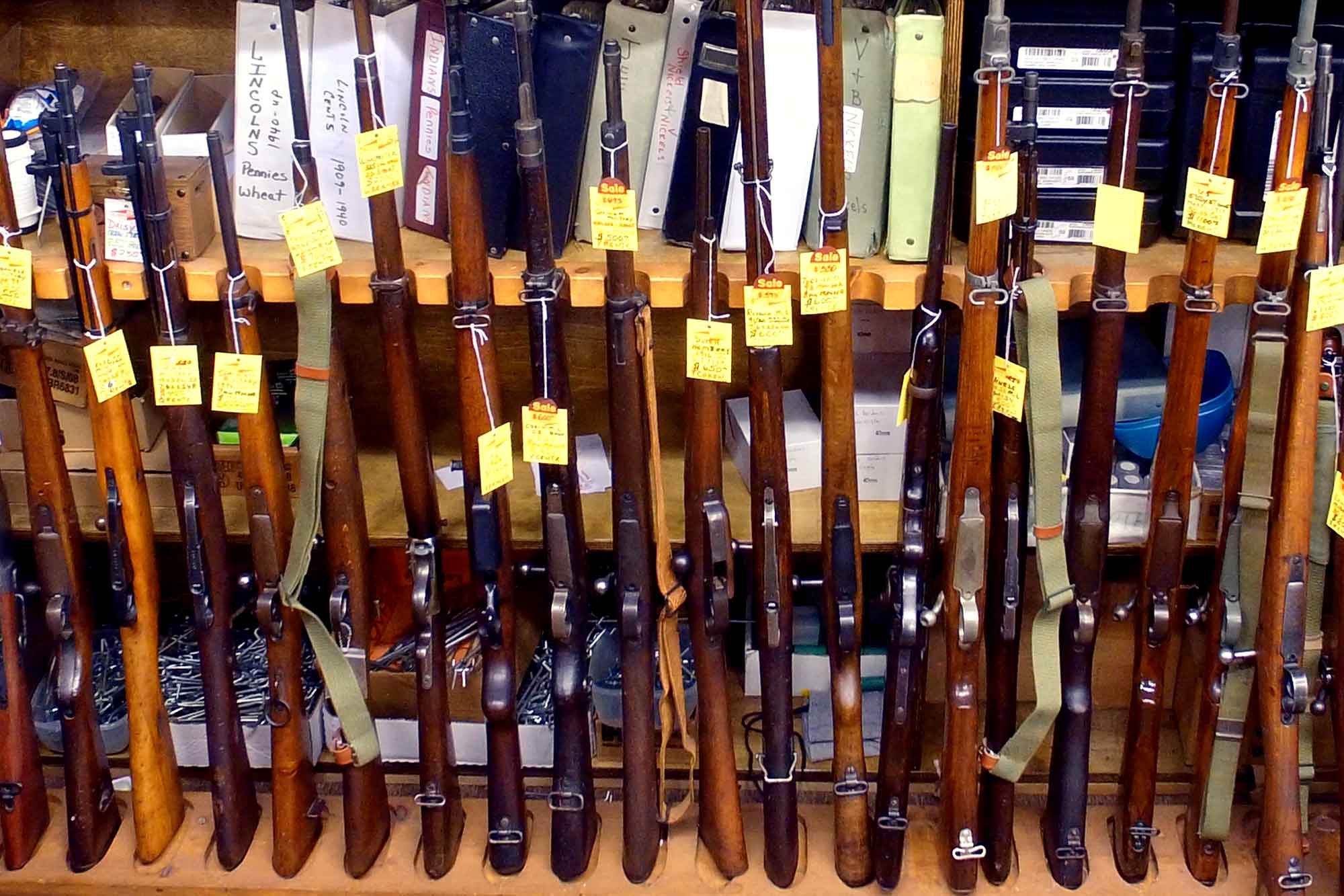 Firearms | Aisle Pawn Shop